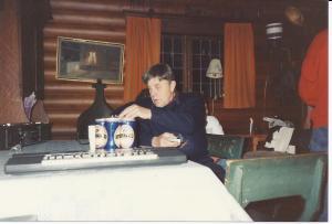 Lennart Högberg 1990