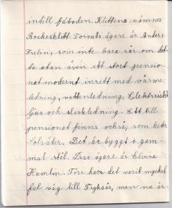 Uppsats av Bogga Anna Andersson 1932 (sida 2)