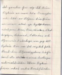 Uppsats av Bogga Anna Andersson 1932 (sida 3)