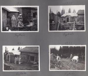 Fryksåsbilder 1933