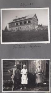 Fryksåsbilder 22 juni 1933