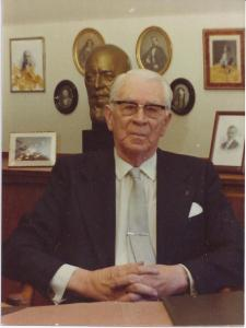 Boris Hagelin 85 år