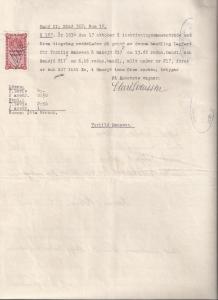 Köpebrev till Torhild Hansson , sida 2