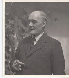 Konstnär Åke Johansson 1893-1968