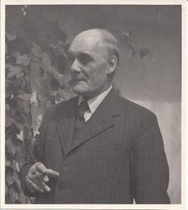 Konstnär Åke Johansson 1893-1968 (200)