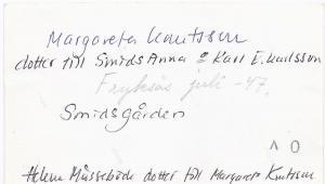 Margareta Knutsson, juli 1947, 02