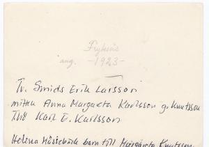 Smids Erik Larsson, Anna-Greta Karlsson och Karl Erik Karlsson, 0002