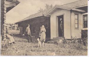 Boardys hus (244-2), taget i början av 1900-talet