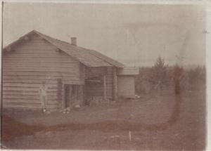 Brevkort från år 1909 (244-2)