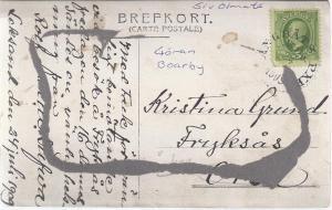 Brevkort från år 1909 (244-2)0002